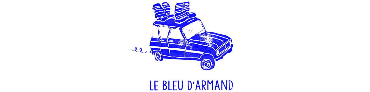 Collectif Le Bleu d'Armand